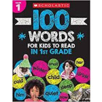 "100 Words For Kids To Read In 1st Grade <span class=""author"" >Scholastic</span>"