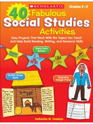 "40 Fabulous Social Studies Activities  <span class=""author"" >Catherine Tamblyn</span>"