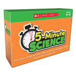"5-Minute Science Grades 4-6 <span class=""author"" >Deborah Shearer , Gregory Vogt</span>"