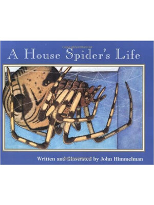"""A House Spider's Life (Nature Upclose) <span class=""""author"""" >John Himmelman</span>"""