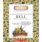 "Alexander Graham Bell (Getting to Know the World's Greatest Inventors & Scientists) <span class=""author"" >Mike Venezia</span>"