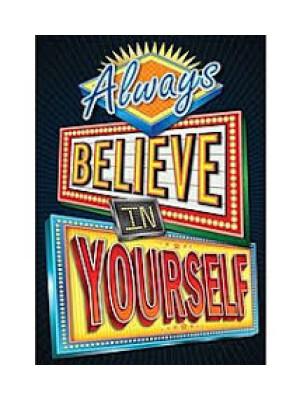 "Pop Chart Always Believe in Yourself <span class=""author"" >Scholastic</span>"