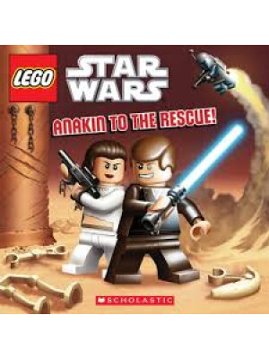 """Anakin to the Rescue!: Episode II (LEGO Star Wars) <span class=""""author"""" >Ace Landers</span>"""