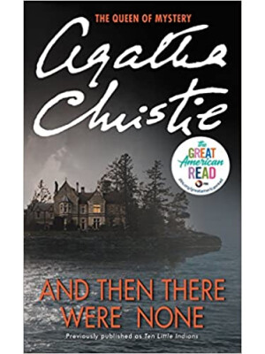 "And Then There Were None <span class=""author"" >Agatha Christie</span>"