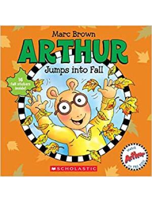 "Arthur Jumps into Fall <span class=""author"" >Marc Brown</span>"