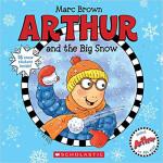 "Arthur and the Big Snow <span class=""author"" >Marc Brown</span>"