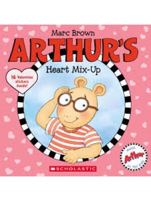 "Arthur's Heart Mix-Up <span class=""author"" >Marc Brown</span>"