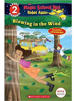 "Blowing in the Wind (The Magic School Bus Rides Again: Scholastic Reader Level 2) <span class=""author"" >Artful Doodlers Ltd., Samantha Brooke</span>"
