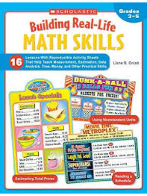"Building Real-Life Math Skills <span class=""author"" >Liane Onish</span>"