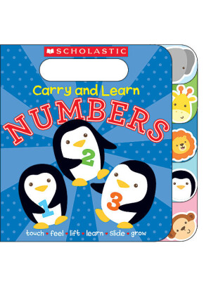 """Carry and Learn Numbers <span class=""""author"""" >Scholastic</span>"""