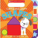 """Carry and Learn Shapes <span class=""""author"""" >Scholastic</span>"""
