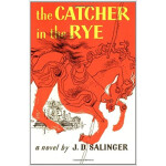 """Catcher in the Rye <span class=""""author"""" >J.D. Salinger</span>"""