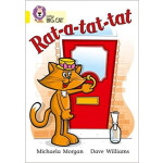 "Collins Big Cat Rat a tat tat <span class=""author"" >Michaela Morgan</span>"