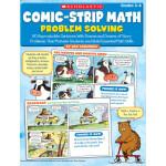 "Comic-Strip Math: Problem Solving <span class=""author"" >Dan Greenberg</span>"