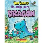 """Un amigo para Dragón (Dragón #1) <span class=""""author"""" >Dav Pilkey</span>"""
