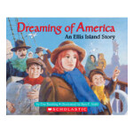"""Dreaming of America An Ellis Island Story <span class=""""author"""" >Eve Bunting</span>"""