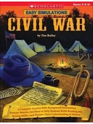 "Easy Simulations: Civil War <span class=""author"" >Tim Bailey</span>"