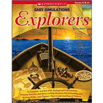 """Easy Simulations: Explorers <span class=""""author"""" >Tim Bailey</span>"""
