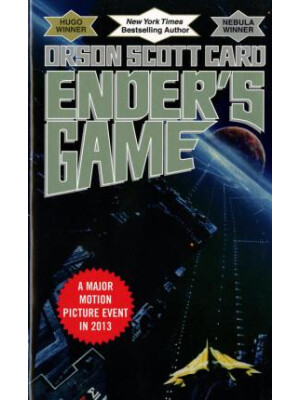"Ender's Game <span class=""author"" >Orson Scott Card</span>"