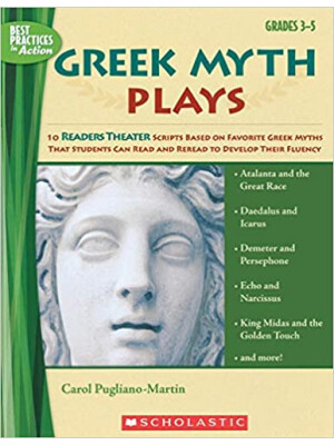 "Greek Myth Plays <span class=""author"" >Carol Pugliano, Carol Pugliano-Martin</span>"