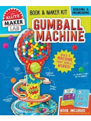 "Klutz Maker Lab: Gumball Machine <span class=""author"" >Editors of Klutz</span>"