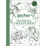 "Harry Potter Magical Creatures Postcard Coloring Book <span class=""author"" ></span>"