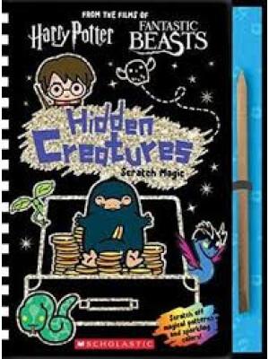 "Hidden Creatures: Scratch Magic <span class=""author"" >Warner Bros.</span>"
