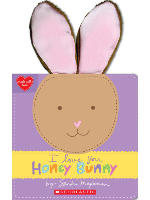 "I Love You, Honey Bunny (Made With Love) <span class=""author"" >Sandra Magsamen</span>"