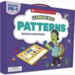 """Learning Mats: Patterns <span class=""""author"""" >Scholastic</span>"""