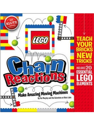 "Lego Chain Reactions <span class=""author"" >Pat Murphy</span>"