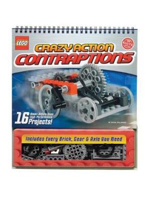 """Lego: Crazy Action Contraptions <span class=""""author"""" >Doug Stillinger</span>"""