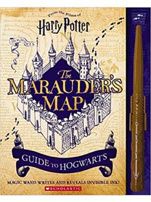 "Marauder's Map Guide to Hogwarts <span class=""author"" >Erinn Pascal</span>"
