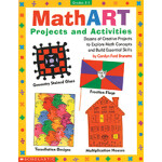 "MathART Projects and Activities (Grades 3-5) <span class=""author"" >Carolyn Ford Brunetto</span>"