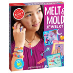 """Melt & Mold Jewelry <span class=""""author"""" >null Editors of Klutz</span>"""