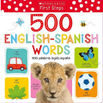 "500 English-Spanish Words / 500 palabras ingl?s-espa?ol <span class=""author"" >null Make Believe Ideas</span>"