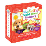"Nonfiction Sight Word Readers Parent Pack Level A: Teaches 25 key Sight Words to Help Your Child Soar as a Reader! <span class=""author"" >Liza Charlesworth</span>"