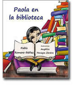 """Paola en la Biblioteca <span class=""""author"""" ></span>"""