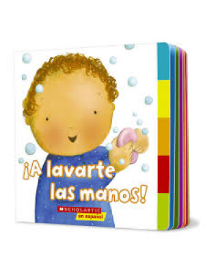 "¡A lavarte las manos! <span class=""author"" >Pamela Chanko</span>"