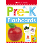 """Get Ready for Pre-K Flashcards: Scholastic Early Learners (Flashcards) <span class=""""author"""" >null Scholastic</span>"""