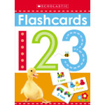 """123 Flashcards: Scholastic Early Learners (Flashcards) <span class=""""author"""" >null Scholastic</span>"""