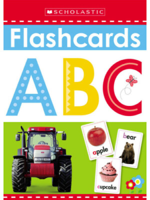 """ABC Flashcards: Scholastic Early Learners (Flashcards) <span class=""""author"""" >null Scholastic</span>"""