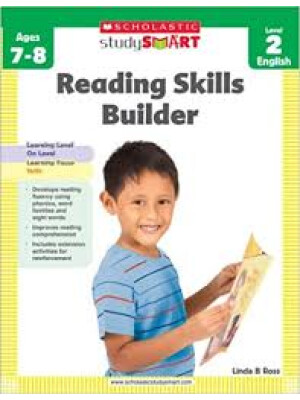 "Reading Skills Builder <span class=""author"" >Linda B. Ross</span>"