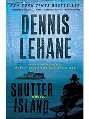 """Shutter Island <span class=""""author"""" >Dennis Lehane</span>"""