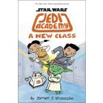 """A New Class (Star Wars: Jedi Academy #4) <span class=""""author"""" >Jarrett J. Krosoczka</span>"""