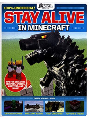 "Stay Alive in Minecraft! (GamesMaster Presents) (LEGO) <span class=""author"" >Future Publishing</span>"