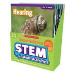 "Super Science STEM Instant Activities Grades 4-6 <span class=""author"" >Katherine Burkett</span>"