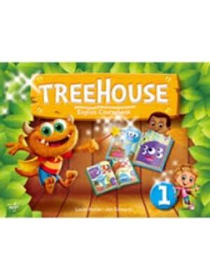 "TREEHOUSE 1 ACTIVITY BOOK + AUDIO CD <span class=""author"" >Jon Edwards, Lucas Foster</span>"