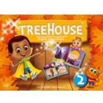 "TREEHOUSE 2 ACTIVITY BOOK + AUDIO CD <span class=""author"" >Jon Edwards, Lucas Foster</span>"