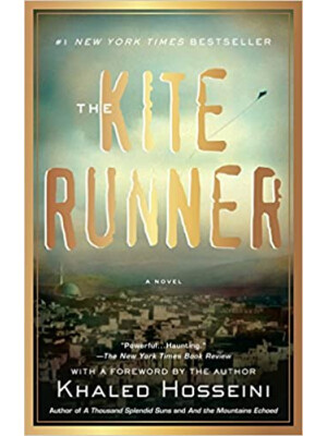 "The Kite Runner <span class=""author"" >Khaled Hosseini</span>"