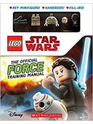"The Official Force Training Manual (LEGO Star Wars) <span class=""author"" >Arie Kaplan</span>"